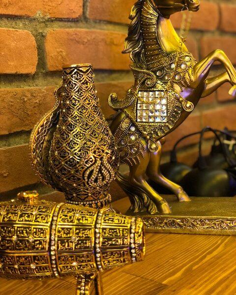 Biblo At Altın Sarısı