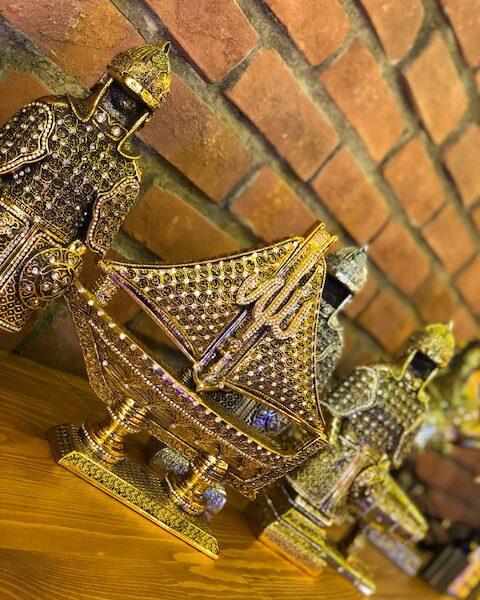 Biblo Gemi Altın Sarısı